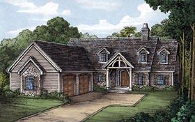 House Plan 58942