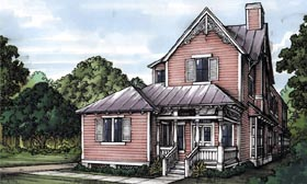 House Plan 58945