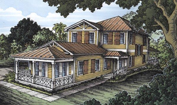 House Plan 58946