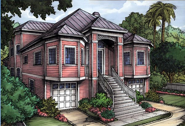 House Plan 58947