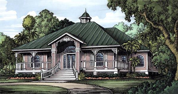 House Plan 58948