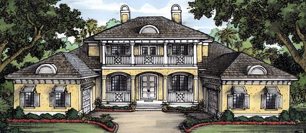 House Plan 58960