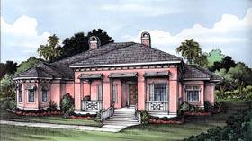 House Plan 58961