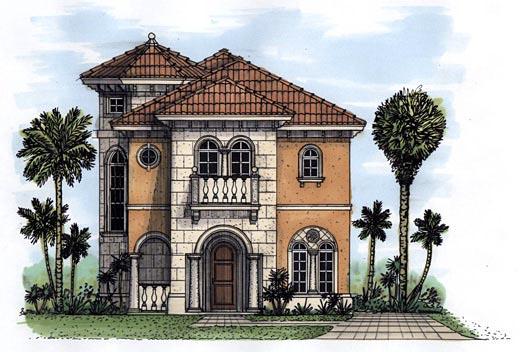 House Plan 58970
