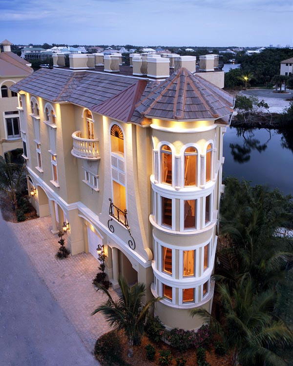 Florida House Plan 58973 Elevation