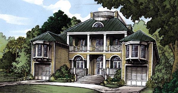 House Plan 58977
