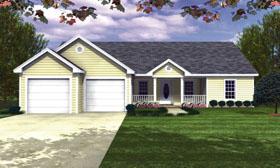 House Plan 59002