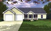 House Plan 59005