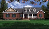 Plan Number 59011 - 1751 Square Feet