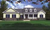 Plan Number 59023 - 2001 Square Feet
