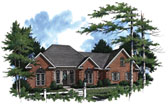 Plan Number 59026 - 2024 Square Feet