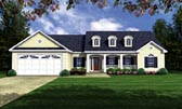Plan Number 59035 - 1752 Square Feet