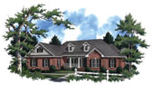 Plan Number 59038 - 2805 Square Feet