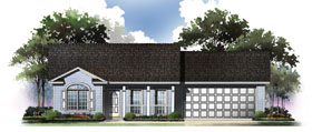 Plan Number 59045 - 1002 Square Feet