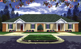 Multi-Family Plan 59048