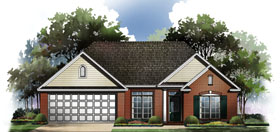Plan Number 59059 - 1602 Square Feet