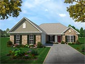 Plan Number 59061 - 1604 Square Feet