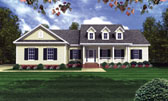 Plan Number 59068 - 1800 Square Feet