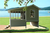 Playhouse Plan 59077
