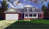 Plan Number 59081 - 1509 Square Feet