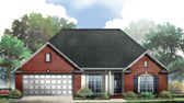 Plan Number 59083 - 1625 Square Feet