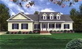 Plan Number 59085 - 1818 Square Feet