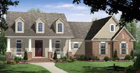 Plan Number 59093 - 2500 Square Feet