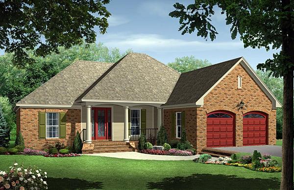 House Plan 59097
