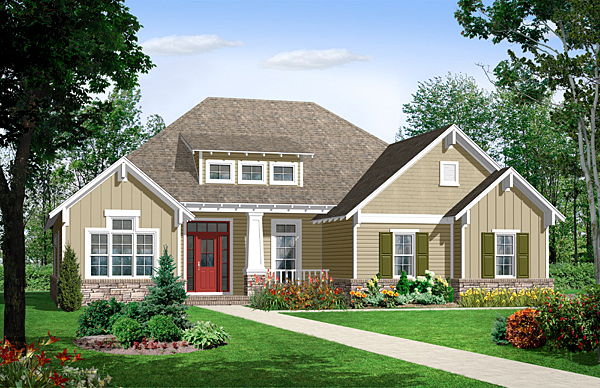 House Plan 59101