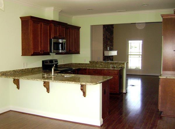 Bungalow Craftsman European House Plan 59101