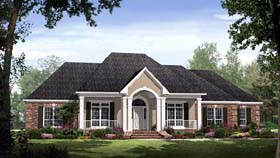 Plan Number 59145 - 2750 Square Feet