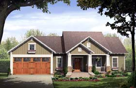 Bungalow House Plans At Familyhomeplans Com