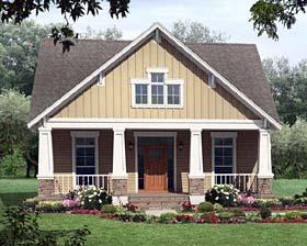 House Plan 59147