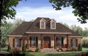 European French Country Tuscan House Plan 59167 Elevation