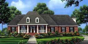Plan Number 59176 - 2491 Square Feet