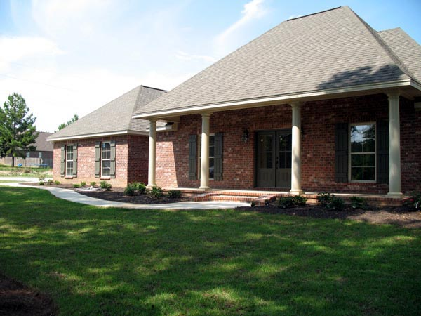 Country, European, Traditional House Plan 59179 with 3 Beds, 2 Baths, 2 Car Garage Picture 5