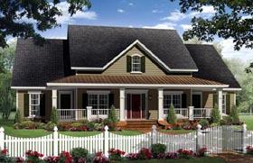 House Plan 59205