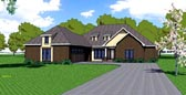 Plan Number 59302 - 2248 Square Feet
