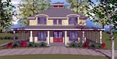 Plan Number 59305 - 2218 Square Feet