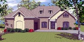 House Plan 59325