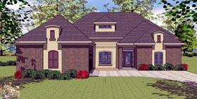 House Plan 59327