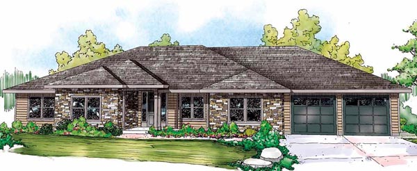 House Plan 59427