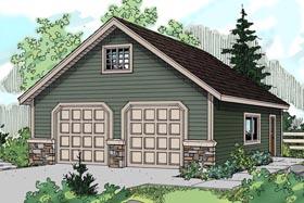 Garage Plan 59444