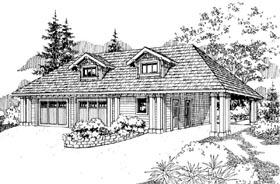 Garage Plan 59456