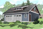 Garage Plan 59469