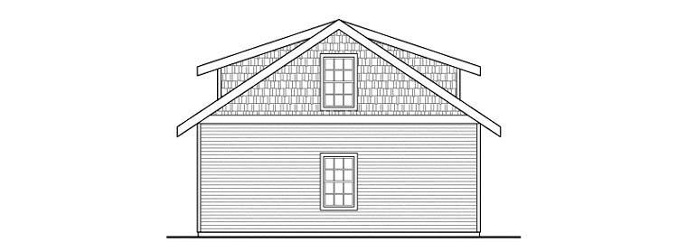 Craftsman 2 Car Garage Apartment Plan 59469 Picture 1