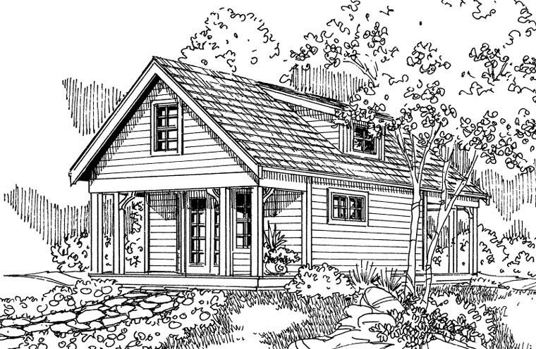 House Plan 59485