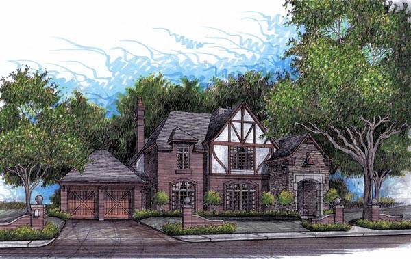 House Plan 59504
