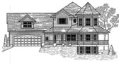 Plan Number 59614 - 2360 Square Feet