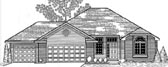 Plan Number 59640 - 2350 Square Feet